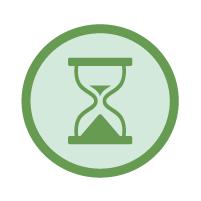 green timing icon