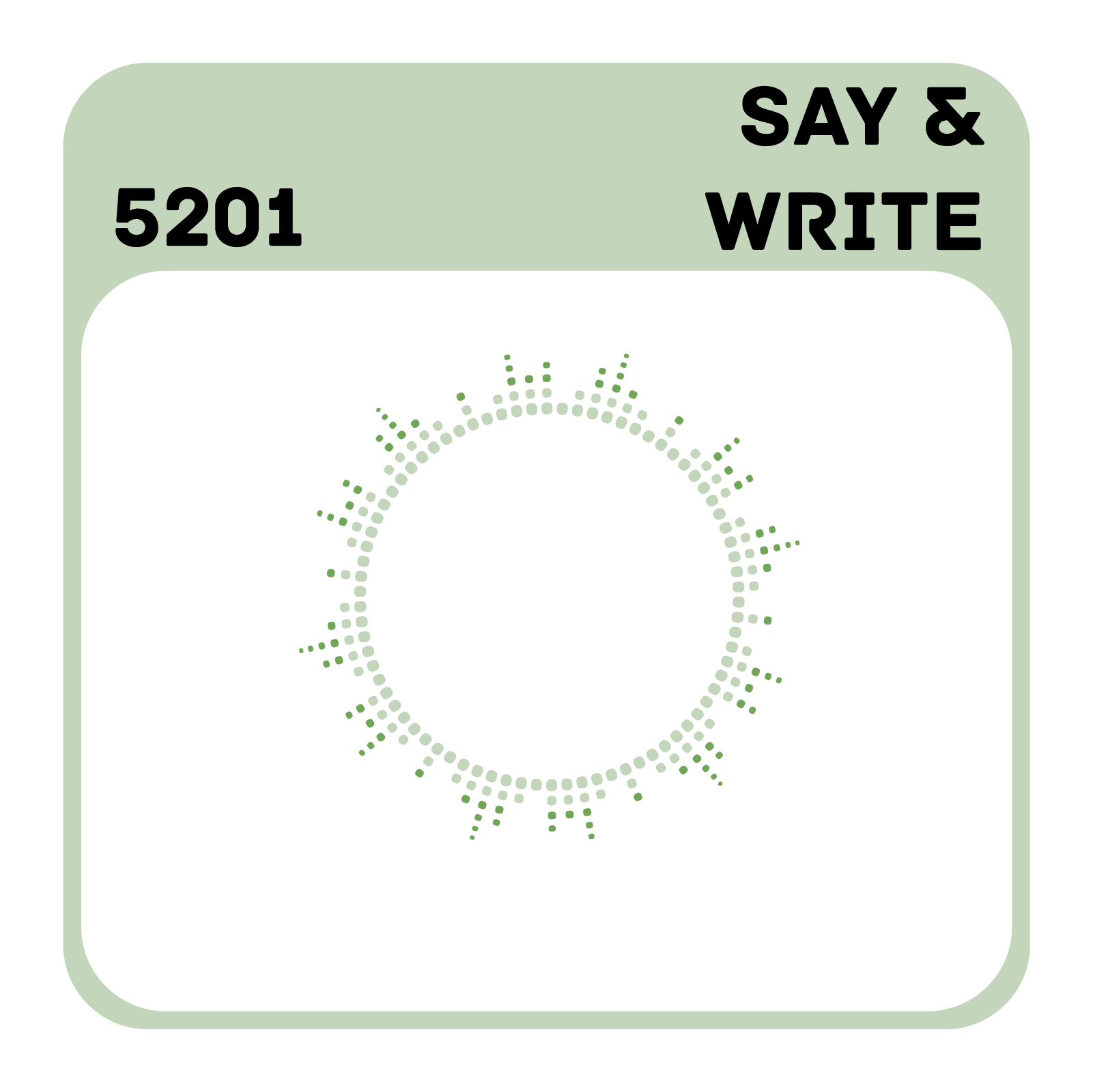 5201 Positive Phrases