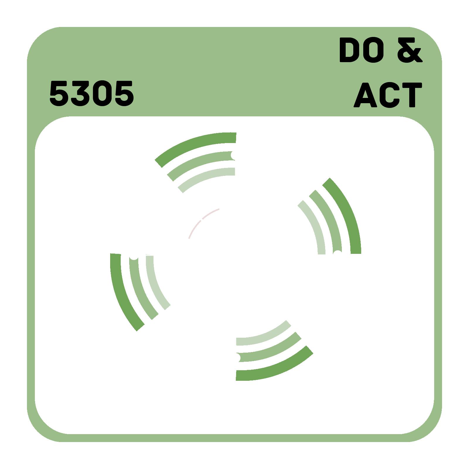 5305 Green Timing