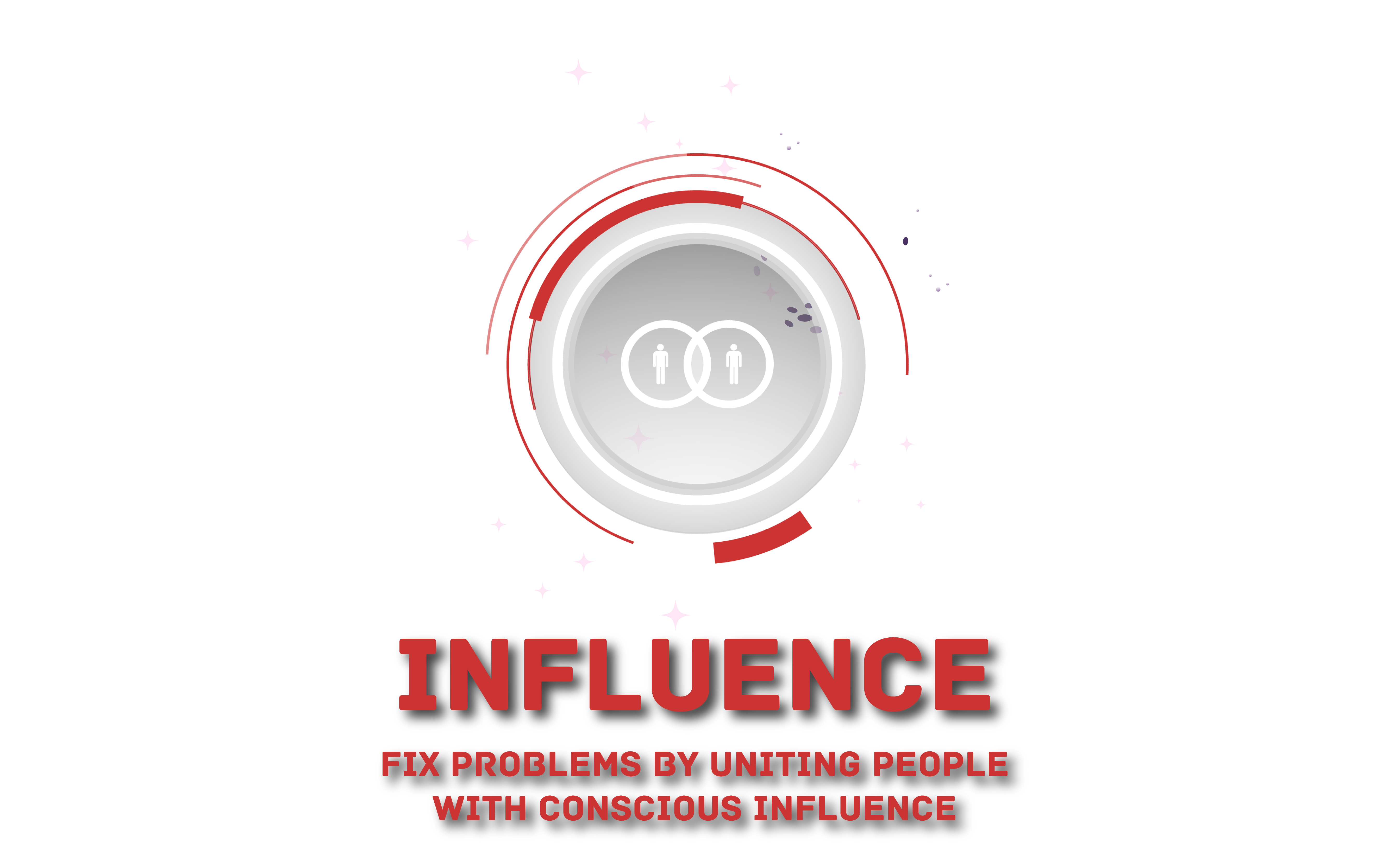 Influence with Slogan